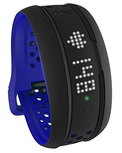 Mio-Fascia sportiva con cardiofrequenzimetro con funzione Sleep e di attività sportiva