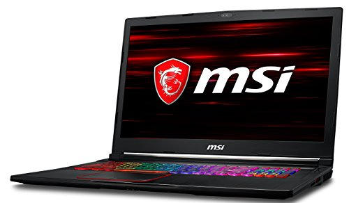 "MSI Gaming GS65 8RE-079 Stealth Thin 2.2GHz i7-8750H 15.6"" 1920 x 1080Pixel Nero Computer portatile"