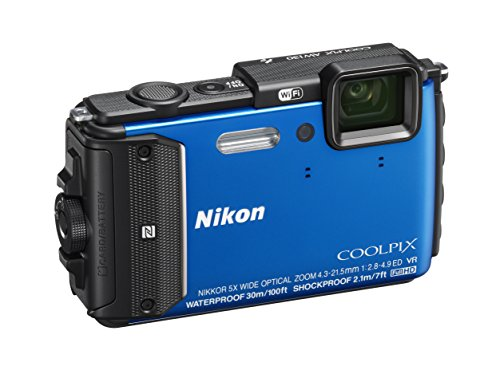 Nikon Coolpix AW130 Fotocamera Digitale Compatta