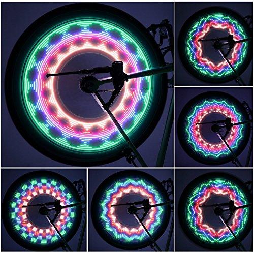 OUTAD Luci a LED per Bicicletta