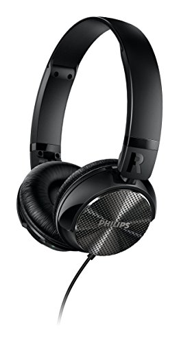 Philips SHL3850NC/00 Cuffie con Noise Cancelling, Nero
