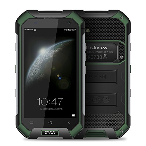 Smartphone Blackview BV6000s Tri-Proof Smartphone 4G ( Android 6.0 64bit MT6735A Quad-core1.3GHZ 2GB + 16GB, 4.7'' HD 720 * 1280pixel, IP68 Impermeabile, 4200mAh NFC GPS + GLONAS Località)