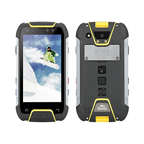 SNOPOW M10 IP68 impermeabile Shockproof antipolvere