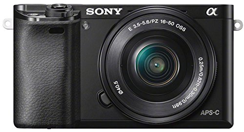 Sony Alpha 6000L Fotocamera Digitale Compatta