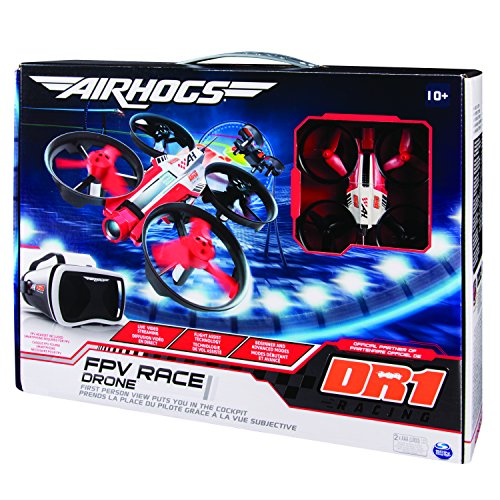 Spin Master 6037691 – Air Hogs – DR1 Micro Race drone