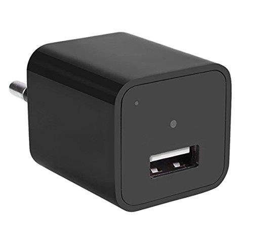 Spy Cam Telecamera Spia Nascosta Caricabatterie