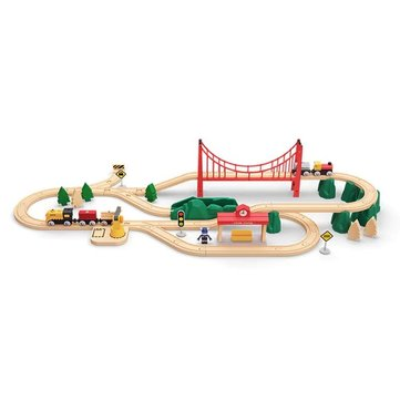 Xiaomi Blocks Toys Mitu Wooden Track Model Building Developmental Toy Puzzle