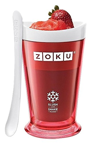 Zoku SLUSH & SHAKE MAKER RED