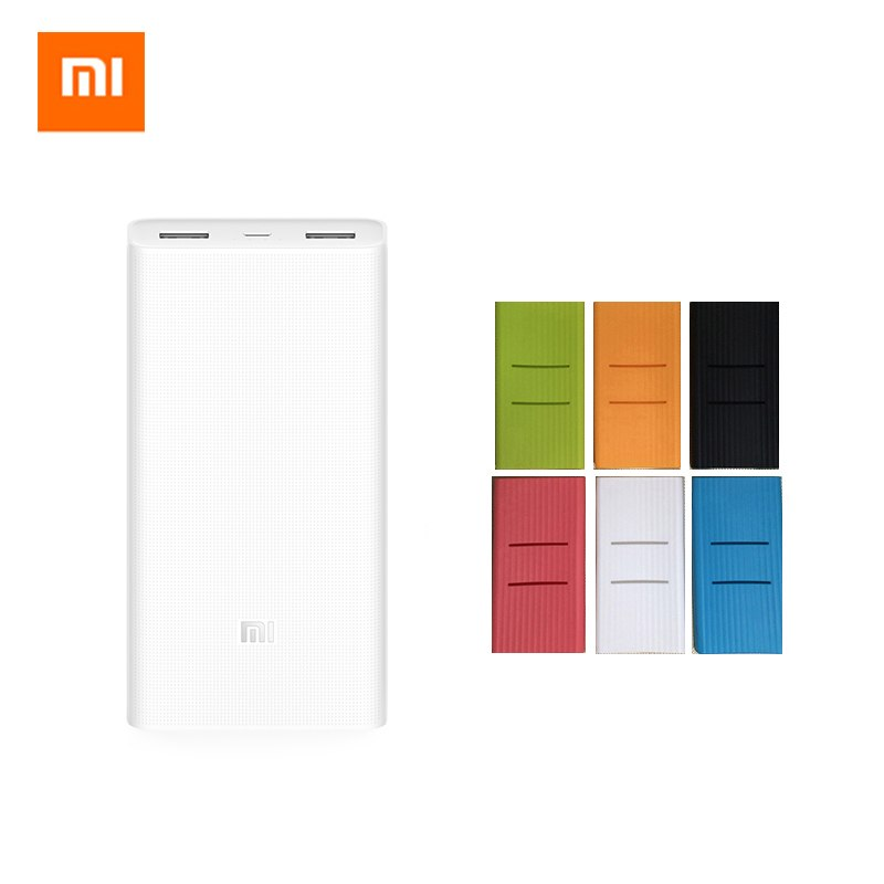 Xiaomi Mi 20000 mAh Power Bank QC 3.0