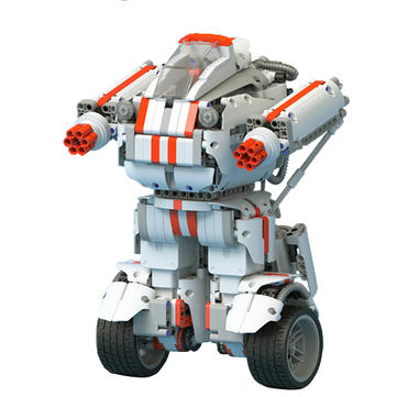 Xiaomi MITU DIY Mobile Phone Control Self-assemble Robot for Kids Toy Gift
