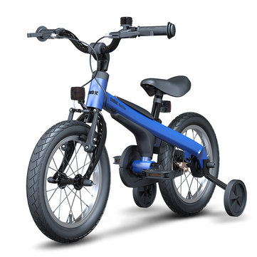 XIAOMI Ninebot Segway Kids Bike N1KB14 14in Dual Brake System Max. Load 30kg Boys Bicycle with Training Wheels Cycling Bicycle