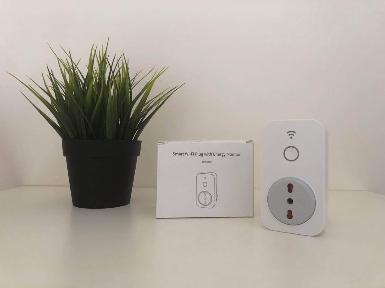 Meross Smart Plug - comandiamo i nostri elettrodomestici con
