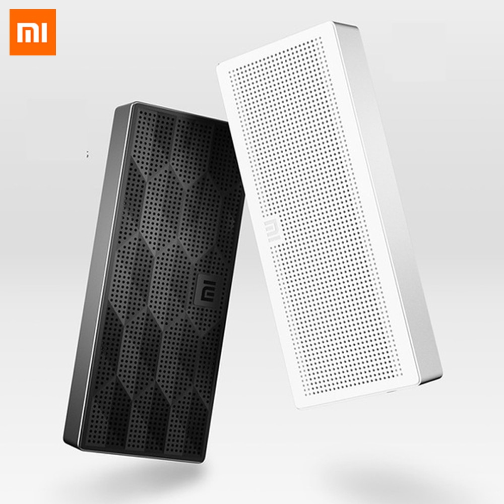 Originale Xiaomi Mi Bluetooth Altoparlante Portatile Senza Fili Mini Piazza Box Altoparlante per I Telefoni IPhone e Android