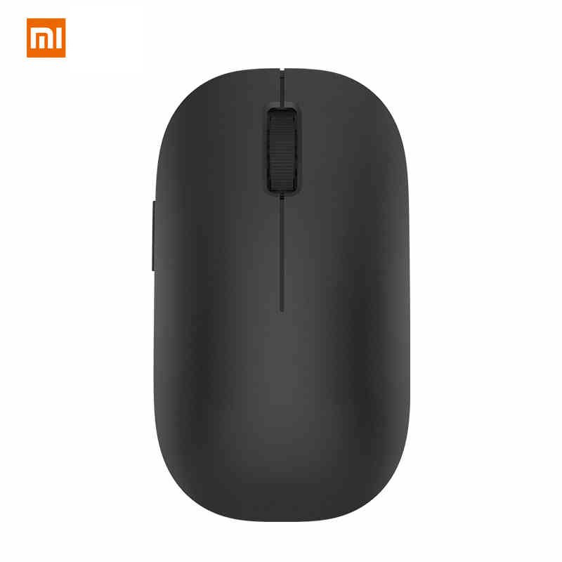 Originale Xiaomi MI Portatile Mouse Ottico Senza Fili A Distanza 4.0 RF 2.4 GHz Dual Mode Computer Windows 7 8 10 Mac OS 10.8
