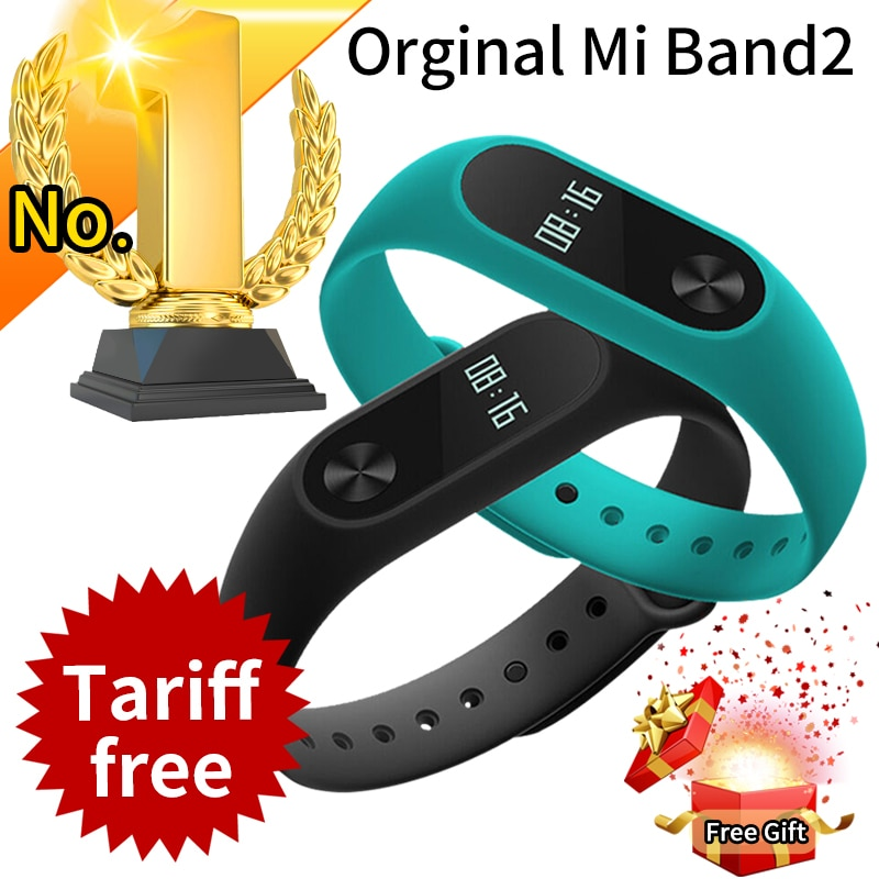 Xiaomi Mi Band 2 Wristband