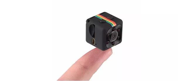 Dispositivi di spionaggio in vendita online: videocamere da ...