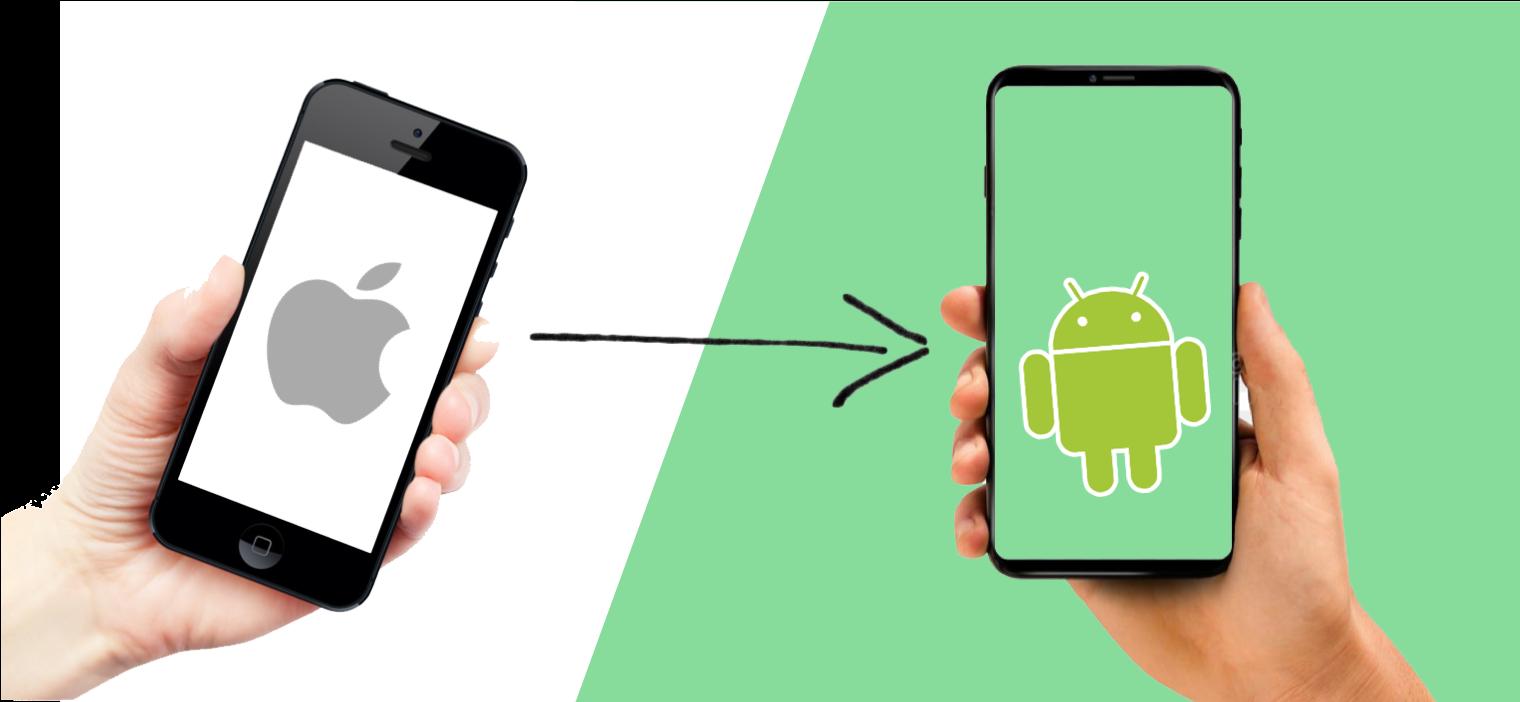 Come trasferire dati da Android ad iOS con ... - iPhone Italia