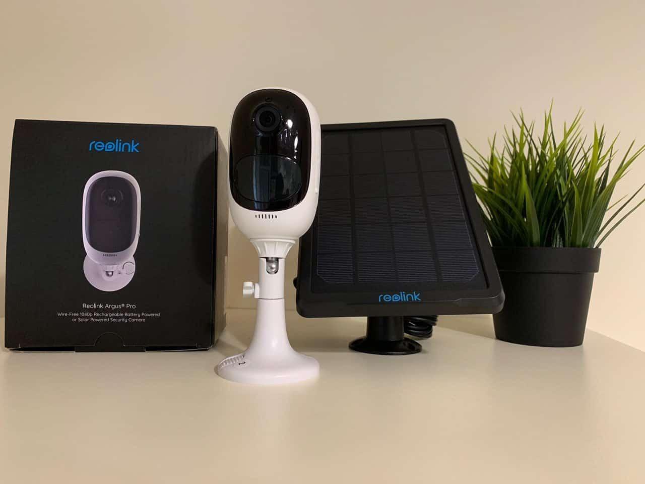 recensione reolink argus pro videocamera di sorveglianza dalla grande durata techboom. Black Bedroom Furniture Sets. Home Design Ideas