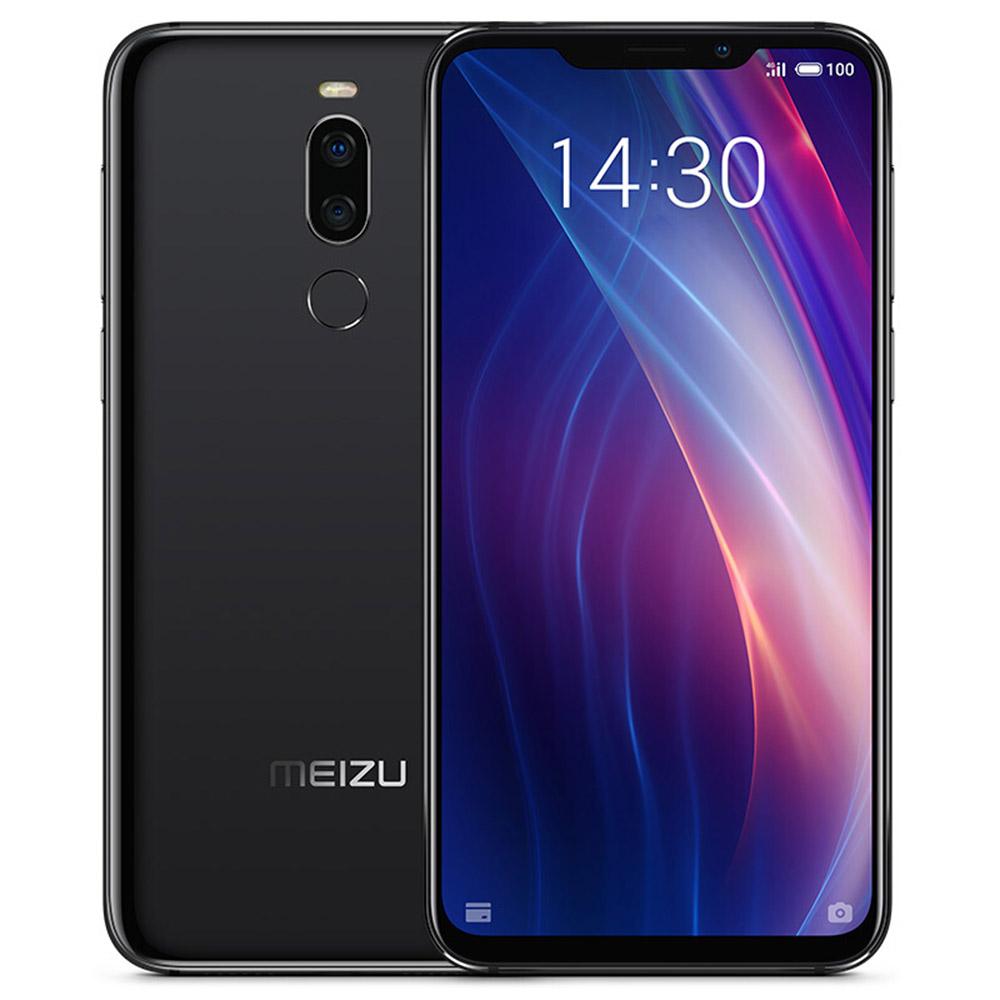 Meizu X8 6.2 Inch 4GB 64GB Smartphone Black