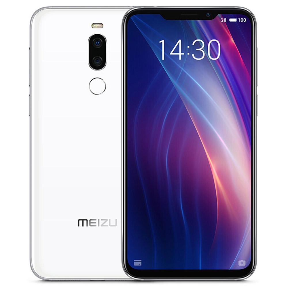 Meizu X8 6.2 Inch 4GB 64GB Smartphone White