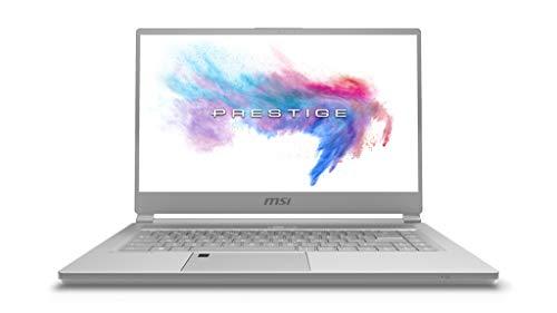 """MSI Prestige P65 8RD-041IT Creator Grigio Computer portatile 39,6 cm (15.6"""") 1920 x 1080 Pixel 2,2 GHz Intel® Core™ i7 di ottava generazione i7-8750H"""