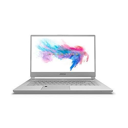 """MSI Prestige P65 8RE-005ES Creator Grigio Computer portatile 39,6 cm (15.6"""") 1920 x 1080 Pixel 2,2 GHz Intel® Core™ i7 di ottava generazione i7-8750H"""
