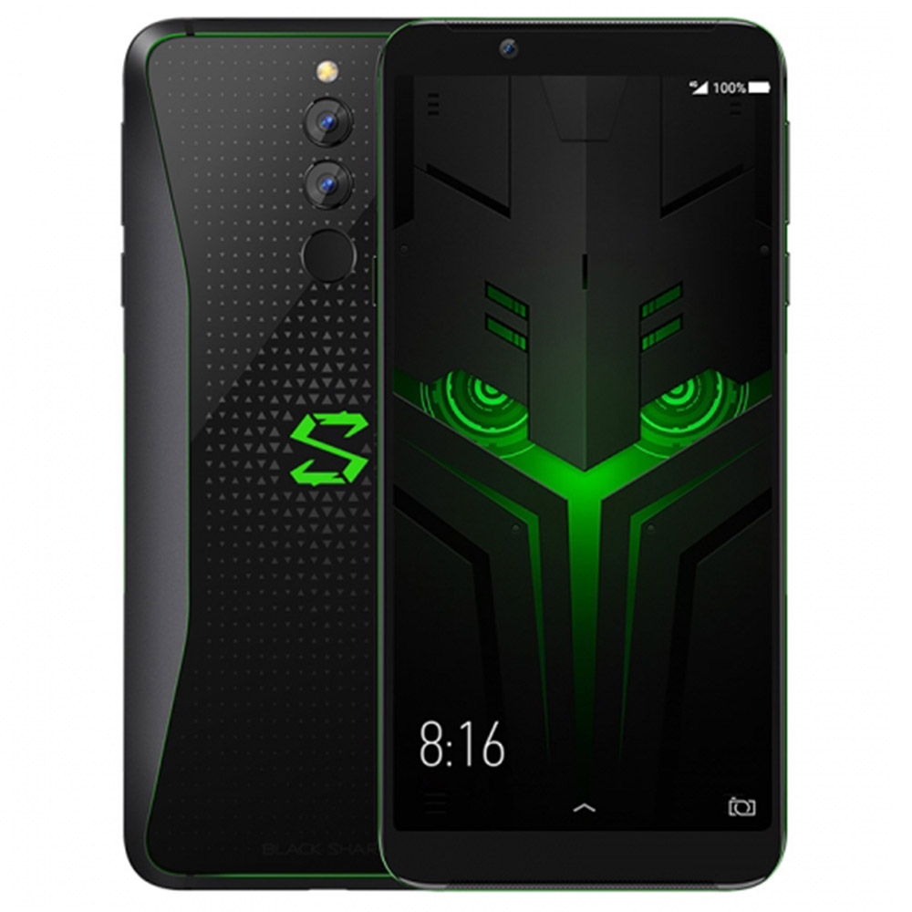 Xiaomi Black Shark 2 Gaming Smartphone 6.01 Inch 8GB 128GB Black