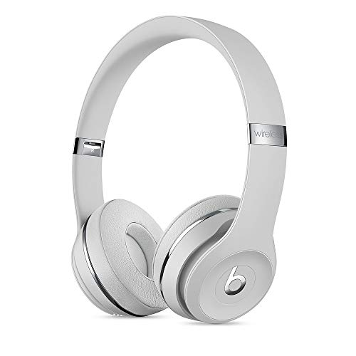 Beats Solo3 Wireless On-Ear Headphones - Satin Argento
