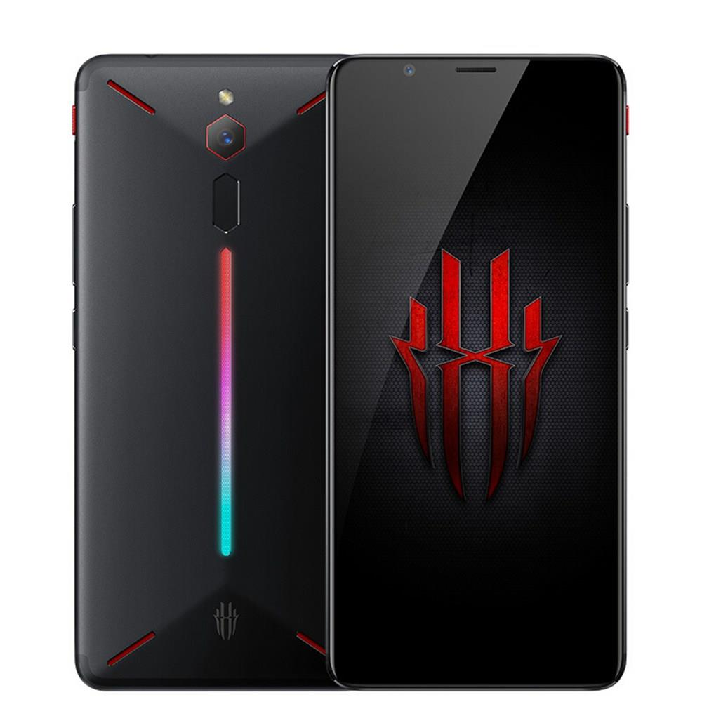 Global Version Nubia Red Magic 8GB 128GB Smartphone Black