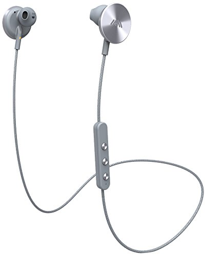 i.am+ BUTTONS cuffie Bluetooth in-ear - Grigio