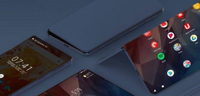 Il nuovo telefono di Xiaomi ha lo schermo pieghevole!