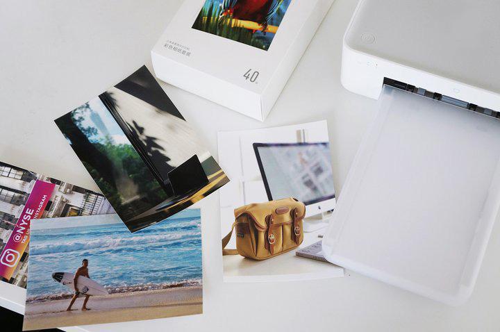 Xiaomi Mijia Photo Printer