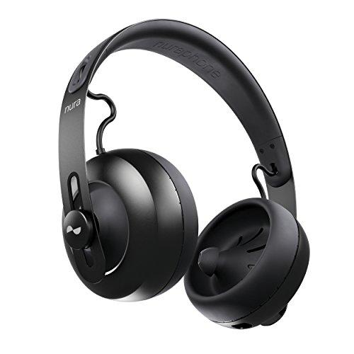 Nura - Cuffie Wireless Bluetooth. Crea Suoni Personalizzati. Durata della Batteria di 20 Ore