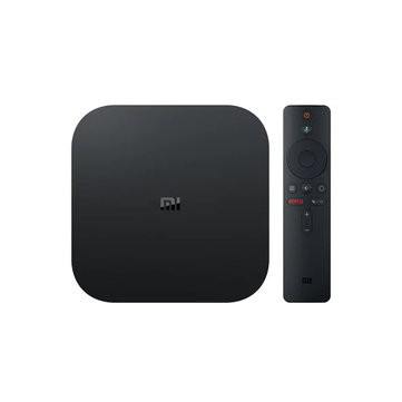 Xiaomi Mi Box S 2GB DDR3 8GB 4K Android 8.1 5G WIFI Bluetooth4.2 TV Box with Voice Control