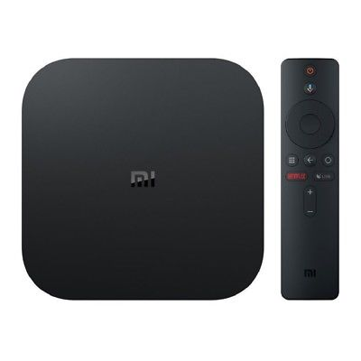 Xiaomi Mi Box S with 4K HDR Android TV (EU version)