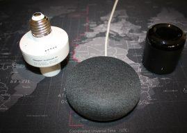 Come accendere la televisione e le luci di casa con Google Home