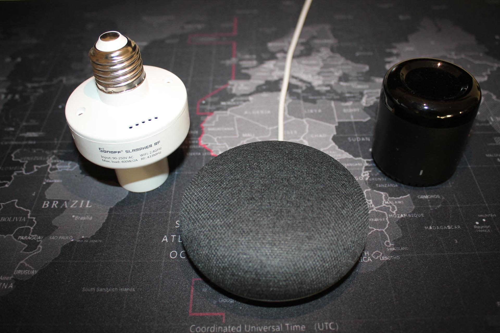 Accensione Lampadario Con Telecomando come accendere la televisione e le luci di casa con google