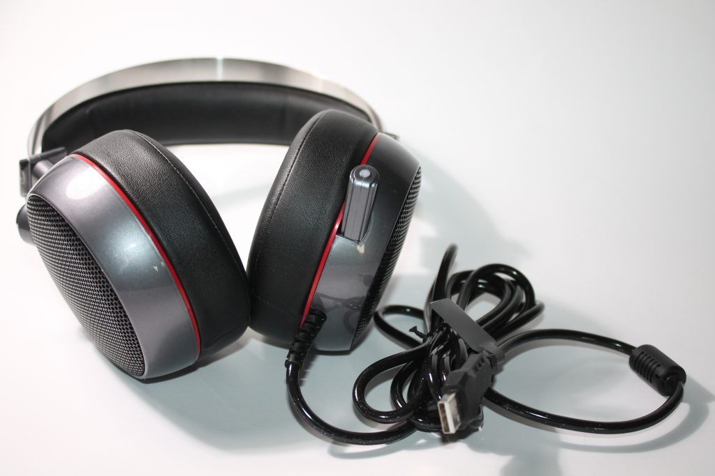 AUKEY Cuffie Gaming GH-S4