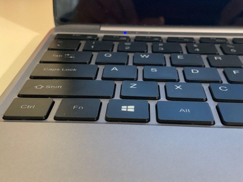 Keyboard Teclast F7 Plus keys details