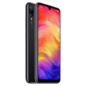 Xiaomi Redmi Note 7 48MP Dual Rear Camera 6.3 inch 4GB RAM 64GB ROM Snapdragon 660 Octa core 4G Smartphone