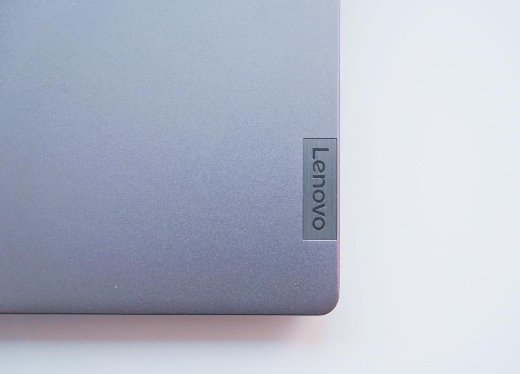 Lenovo Xiaoxin Air front logo