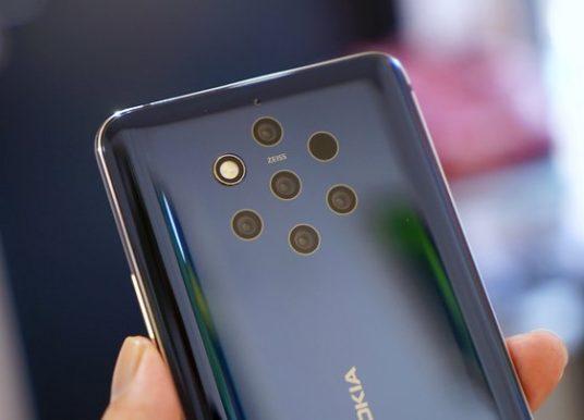 Nokia 9 PureView: prime impressioni e test delle 5 fotocamere!