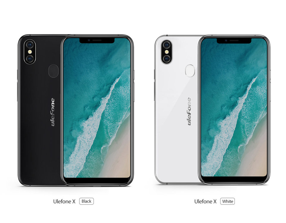 cellulare simile a iphone X