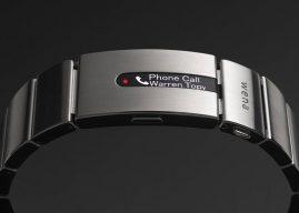 Sony Wena: il cinturino che trasforma il tuo orologio in uno smartwatch