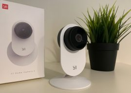 YI Home Camera 3, la camera con AI – Recensione
