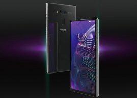 Asus Zenfone 6: design a doppio scorrimento e 5G