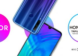 Honor 20 Lite ufficiale, con selfie cam da 32MP a 230 €