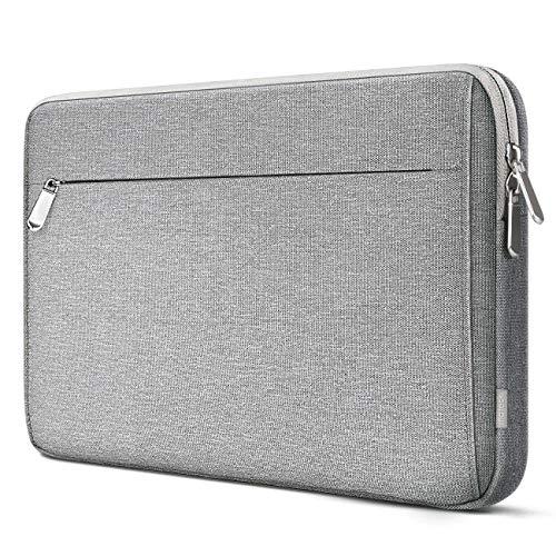Inateck Custodia 13 Pollici Compatibile con MacBook Air 13 2018 (A1932), Surface Pro 6/5/4/3, MacBook Pro 13 Pollici 2016-2018 (A1706/A1708/A1989), Sleeve Borsa Protezione a 360 Gradi