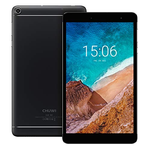 CHUWI Hi8 SE Tablet PC 8 Pollici Andiord 8.1 1200 * 1920 IPS Quad-Core Fino a 1.1 Ghz 1200*1900 2GB RAM 32GB ROM, WiFi, Bluetooh, Micro USB(Con Custodia)