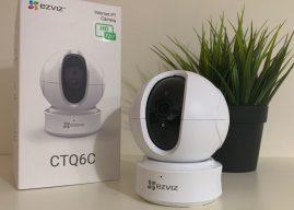 EZVIZ CTQ6C – videocamera di sicurezza, recensione